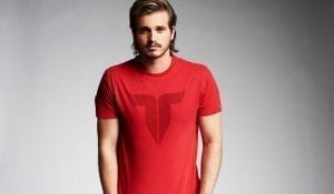IAMTORO T-shirt Red front
