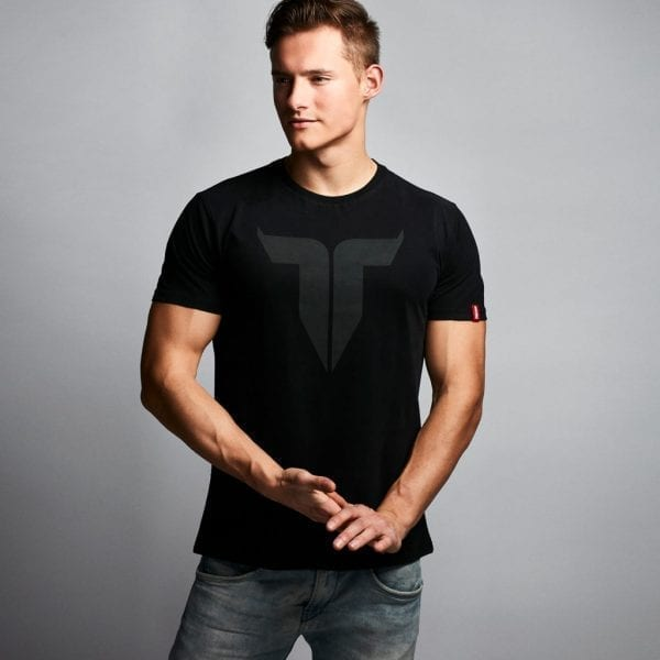 IAMTORO T-Shirt Icon Zwart front
