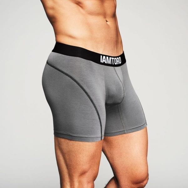 IAMTORO Boxershort Grey side