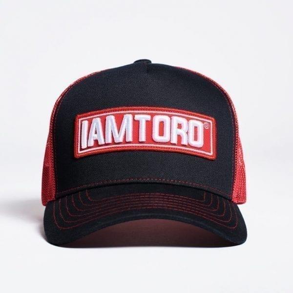 IAMTORO Trucker Cap Logo front